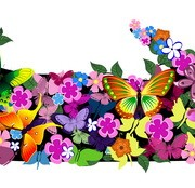 Link toBeautiful floral car design graphics 08 free