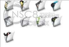 Link toBeautiful folder icon