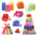 Link toBeautiful gift boxes 02 psd