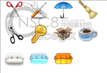 Link toBeautiful home icon