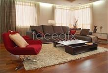 Beautiful home interior 15 psd