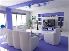Link toBeautiful home interior 17 psd