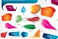 Link toBeautiful identity dialog box vector