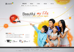 Link toBeautiful life web site 2