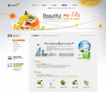Link toBeautiful life web site