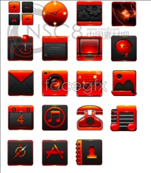 Link toBeautiful mobile phone desktop icons