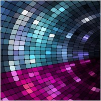 Link toBeautiful mosaic background vector 01 vector