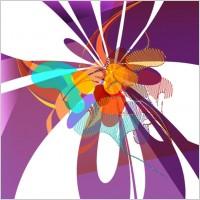 Link toBeautiful pattern color pattern 02 vector