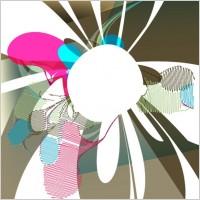 Link toBeautiful pattern color pattern 04 vector