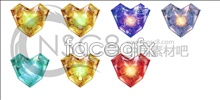 Link toBeautiful pattern gem icon