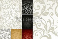 Link toBeautiful pattern vector background 4