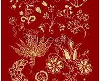 Link toBeautiful pattern vector design