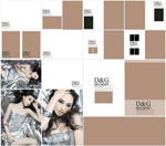 Link toBeautiful photo templates psd