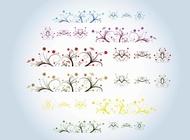 Link toBeautiful plants vectors free
