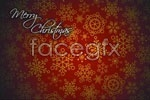 Link toBeautiful red christmas cards vector illustration
