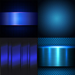 Link toBeautiful science and technology background vector