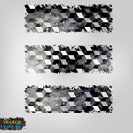 Link toBeautiful squares background vector