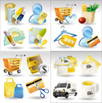 Link toBeautiful vector icons 2