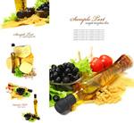 Link toBeautiful vegetable food psd