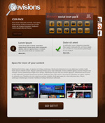 Link toBeautiful web templates