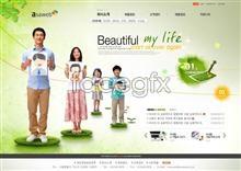 Link toBeautiful website psd