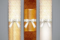 Link toBeautifully designed ribbon banner vector
