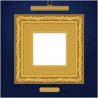 Link toBeautifully ornate pattern frame 01 vector