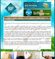 Link toBest packages website