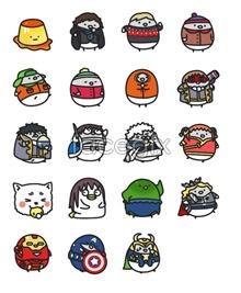 Link toBierde anime icons