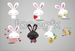 Link toBig bunny vector