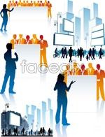 Link toBillboard background template vector