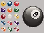 Link toBilliard balls vector free