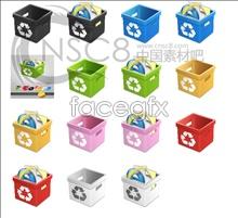 Link toBin desktop icons