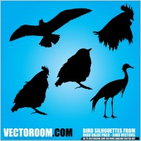 Link toBirds silhouettes