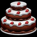 Link toBirthday cake icon