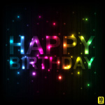 Link toBirthday fonts vector