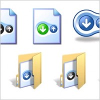Link toBittorrent icons icons pack
