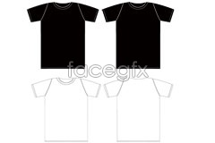 Link toformat ai positive against t-shirt white and Black