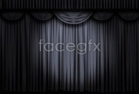 Link toBlack curtain , high definition pictures