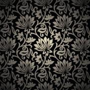 Link toBlack floral backgrounds 05 vector