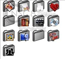 Link toBlack folders