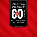Link toBlack friday discounts vector