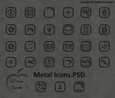Link toBlack metal pack