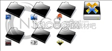Link toBlack shiny folder 3