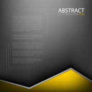 Link toBlack style business template background 02 free