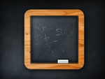 Link toBlackboard icon psd