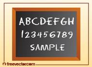 Link toBlackboard vector free