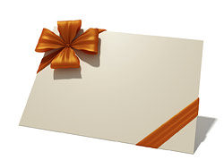 Blank gift card-hd pictures 1