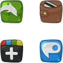 Blawb extension icons