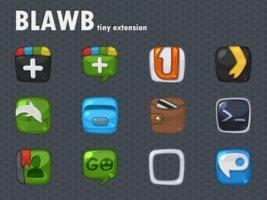 Link toBlawb tiny extension